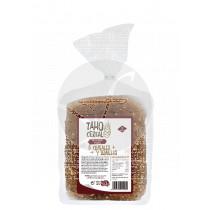 Pan integral 5 Cereales y Semillas Taho Cereal
