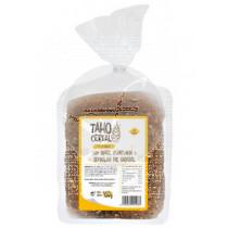 Pan De MolDe con Maiz, Curcuma y Semillas De Girasol 400Gr Taho Cereal