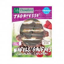 Wafels De Chocolate con Tagatosa 150Gr Damhert