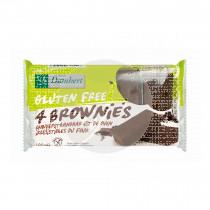 Brownies sin gluten 4 unidades Damhert