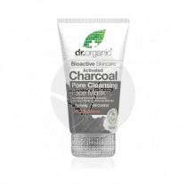 Mascarilla facial Carbón activo biológico dr. Organic
