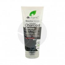 Limpiador facial Carbón Activo biológico 200ml dr. Organic