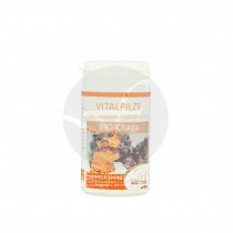 Vitalpilze Chaga Bio 60 capsulas Pilze Wolhrab