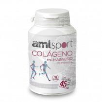 Colageno con Magnesio 270 comprimidos Amlsport