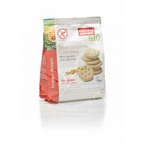 Mini Crackers con Curcuma sin gluten Bio Germinal