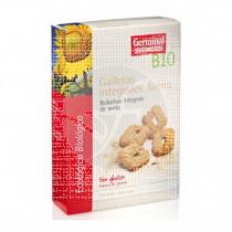 Galletas integrales de Avena sin gluten Bio Germinal