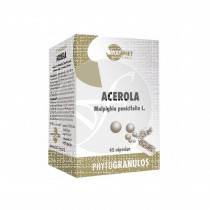 Phytogranulos Acerola 45 Capsulas Way Diet