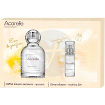 PACK PERFUME INFUSION NEROLI + MINI PERFUME 15ML ACORELLE