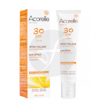 Spray Solar SPF30 Bio 100ml Acorelle