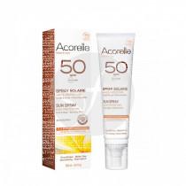 Spray Solar Spf50 Bio 100ml Acorelle
