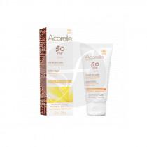 Crema Solar Facial Spf50 Alta Protección Bio 50ml Acorelle