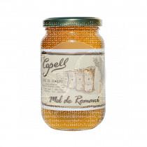 Miel de romero líquida 500gr Capell