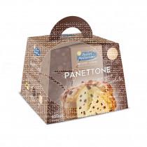 Panettone con gotas de chocolate sin gluten Piaceri Mediterranei