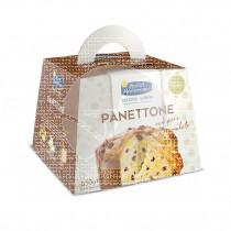 Panettone con peras y chocolate s/g Piaceri Mediterranei