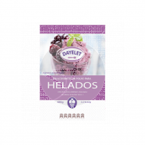 Edulcorante para helado sin gluten 400fr Dayelet