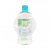 Agua micelar hidratante Aloe vera 500ml So' Bio Etic