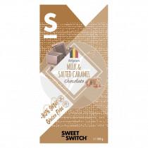 Chocolate con leche sabor caramelo salado Sweet Switch