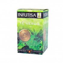 Te verde Infusion 25U Infutisa