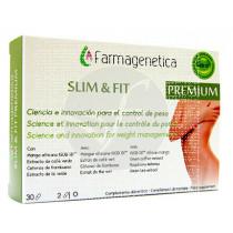 Slim Fit Premium 30 capsulas Farmagenetica