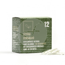 Stevia 50 monodosis Stevia Ecosalud