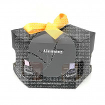 Pack Premium Hexagonal Mieles Monoflorales Alemany