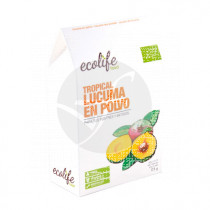 Tropical Lucuma polvo Bio Ecolife Food