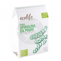 Espirulina polvo Bio Pura Ecolife Food