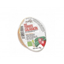 Pate Vegetal De Tomate y Calabacin Bio Ecolife Food