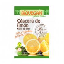 Cascara De Limon Liofilizado Bio Vegano Biovegan