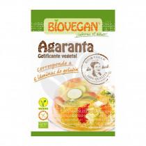 Agaranta gelificante vegetal Biovegan