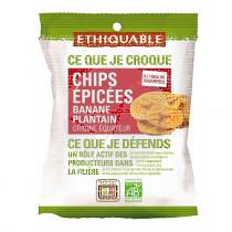 Chips De Platano Salados Ethiquable