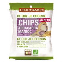 Chips Arracacha, yuca y Chirivia Ideas