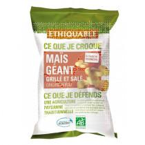 Maiz Gigantes Tostados con Sal Comercio Justo Ideas