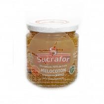Mermelada de melocoton 260 gr Sucrafor