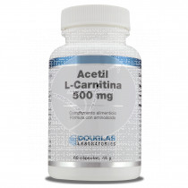Acetil L-Carnitina 500Mg Laboratorios Douglas
