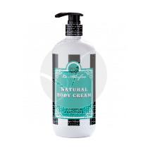 Body cream con aceite de germen de trigo y aceite de coco La Albufera