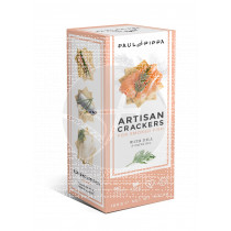 ARTISAN CRACKERS CON ENELDO VEGAN PAUL & PIPPA