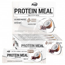 Barritas Protein Meal Coco con Chocolate Pwd