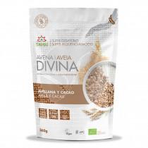 Avena Divina Avellana y Cacao Bio Iswari