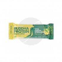 Barritas buddha Protein chia limón Spirulina Vegano Iswari