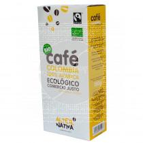 Café Molido Colombia Arábica Bio Comercio Justo Alternativa3