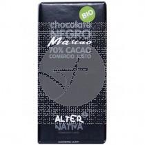 Chocolate 70% Cacao Mascao Bio Comercio Justo Alternativa3