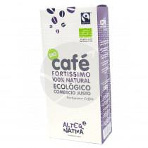 Cafe Molido Fortissimo Bio Comercio Justo Alternativa3