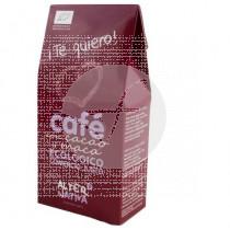 Cafe molido con cacao y maca Te Quiero Bio comercio justo Alternativa 3
