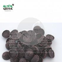 Cobertura De Chocolate 70% Cacao Perú Bio 10Kg Alternativa3