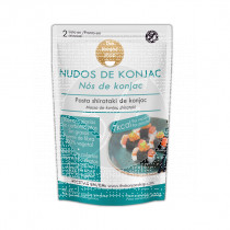 FIDEOS EN NUDOS KONJAC THE KONJAC SHOP
