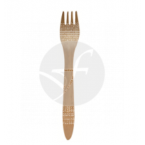 Tenedores desechables de madera Ecodis
