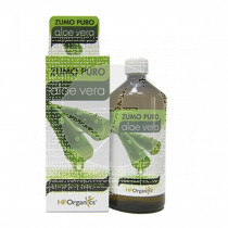 Zumo puro de Aloe Vera HF Organics