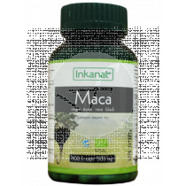 Maca Negra Bio 100 capsulas Inkanat