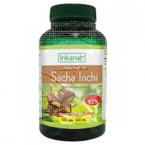 Aceite De Sacha Inchi 100 capsulas Inkanat
